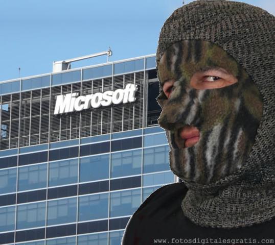 Ataque A Microsoft - Bill Gates
