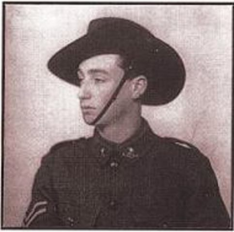 Death of the last remaining 25 April Anzac, Ted Matthews