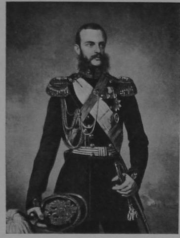 Michael Romanov became czar