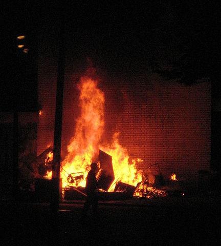 Riots.