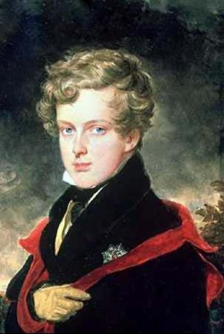 """Napoleon's son born - Reffered as """"King of Rome"""""""