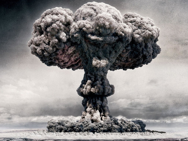 Decison to use Atomic Weapons