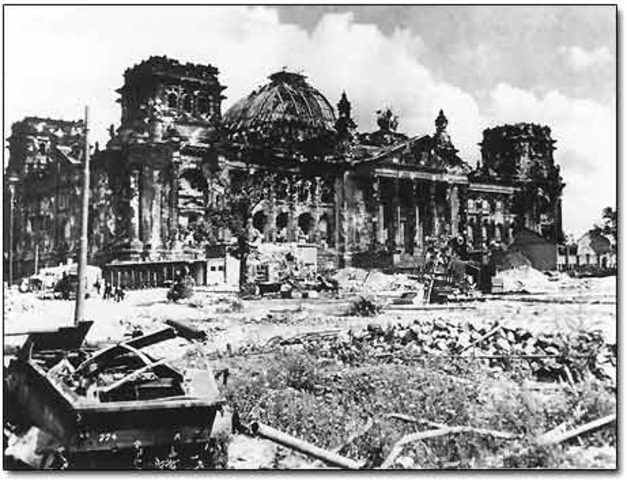 Surrender of Germany: Victory in Europe Day