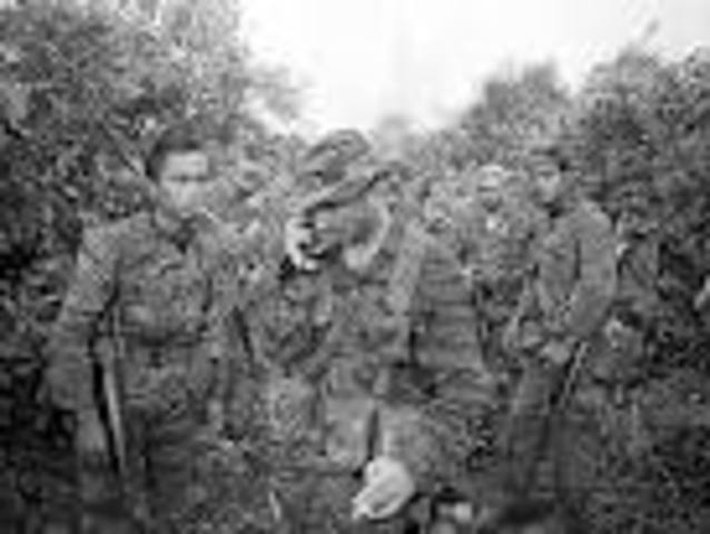 First Australian soldiers sent to South Vietnam