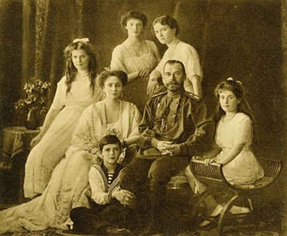 The Tsar of Russia and his family are executed.