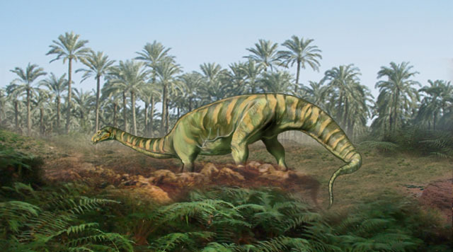 First Dinosaurs Appear On Earth -230 Million Years Ago