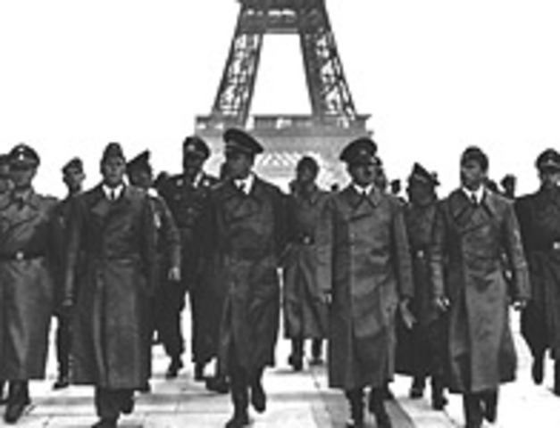 The Fall of France — France signs an armistice with Nazi Germany.