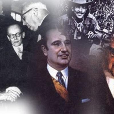 Presidentes del Frente Nacional timeline