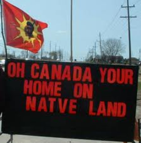 Jean Chretien was appointed Minister of Indian Affairs and Northern Development,