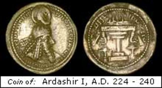 Sasanid Empire