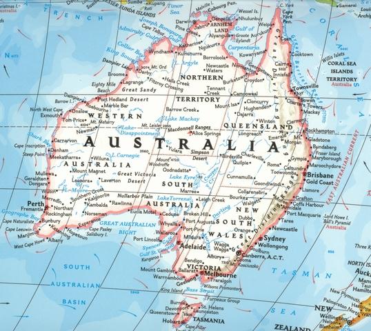 Australia Becomes A Commonwealth
