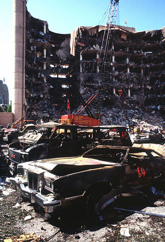 Bombing of Fedral Office in Oklahoma City