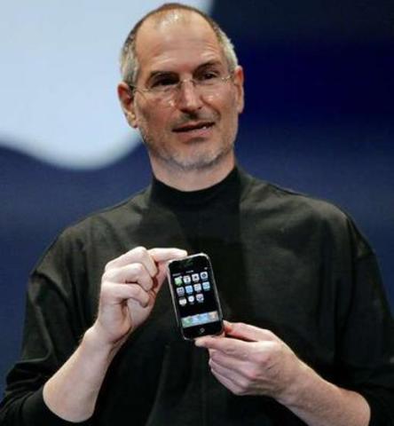 Steve CEO de Apple