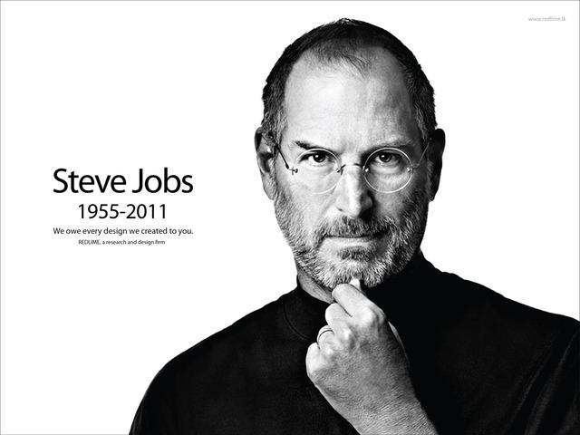 Steve Jobs muere.