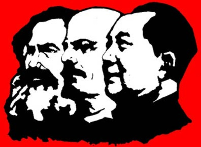 Communist: Chinese and Soviets signed a treaty of friendship in 1950.