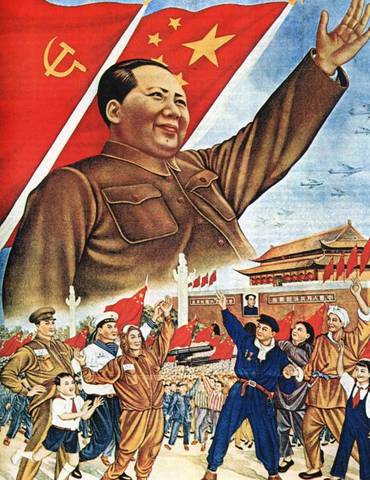 Mao Lunches Five Plan.