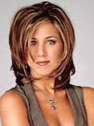 """Fashion and Entertainment: The """" Rachel"""" Haircut"""