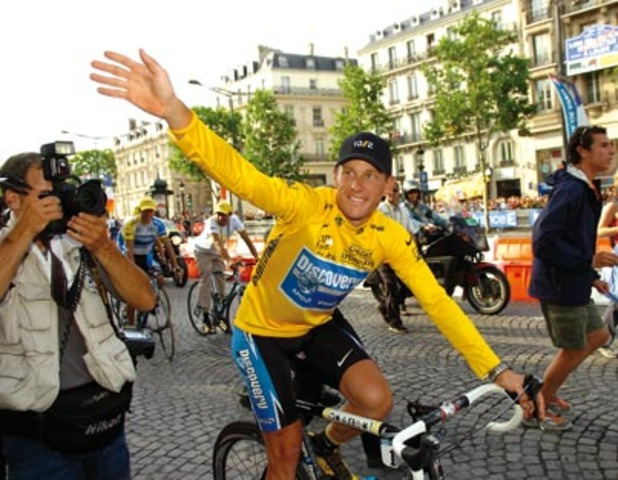 2005 - End of the Armstrong era