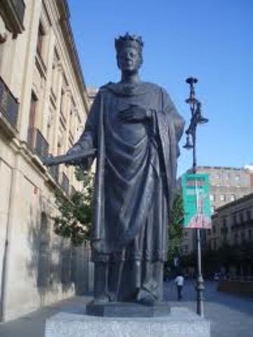 Carlos III. El noble. (1387 -1425)Dinastia Évreux.