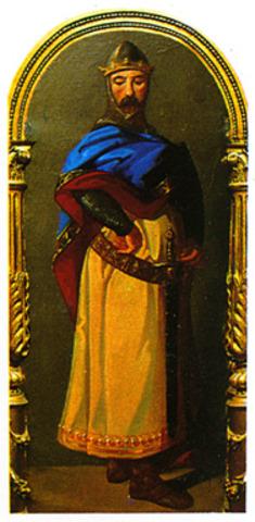 """García Sánchez III """"el de Nájera"""" (1035-1054) Dinastia Jimena"""