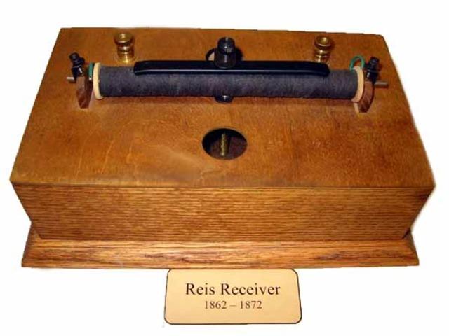 """The Reis """"receiver"""""""