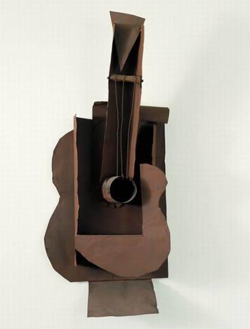 Pablo Picasso - Guitare