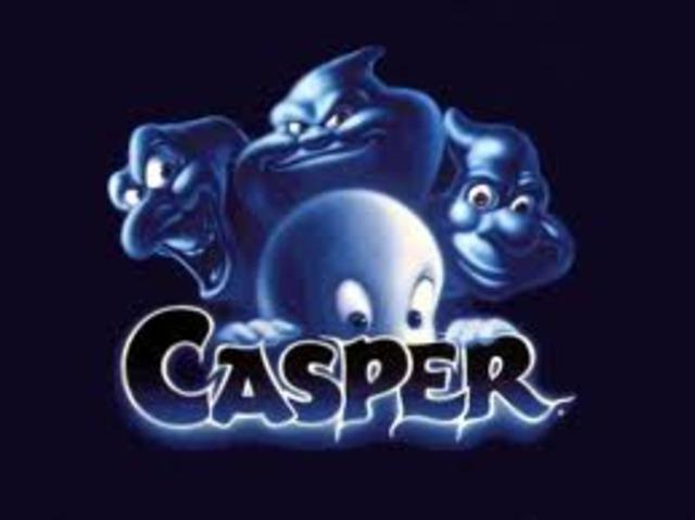 Casper the movie