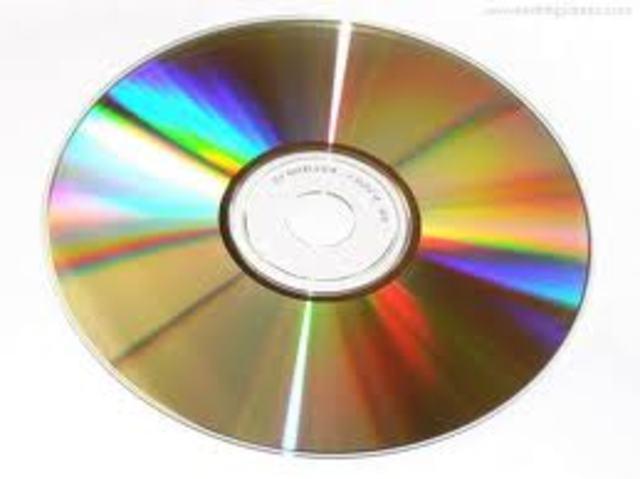 DVD's and CD Roms