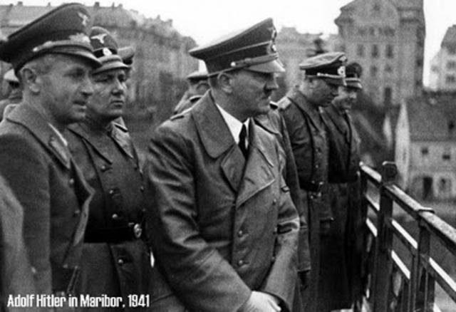 Hitler Attacks Yugoslavia and Greece