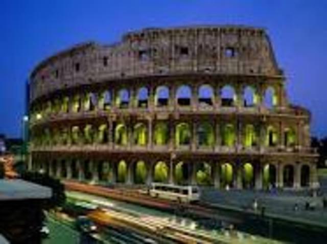 Roman Art (Before 500 BC)
