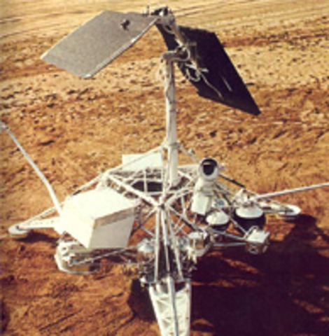 1966-the first robot went to space