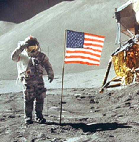 1969-Neil Armstrong landed on the moon