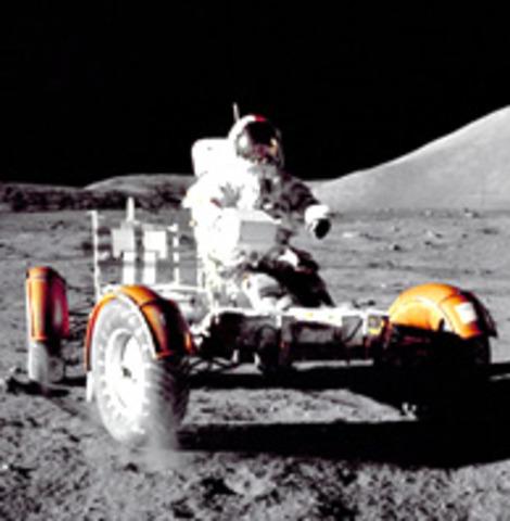 1971-the moon car was created