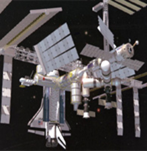 2000-the first permenant crew moved into the ISS