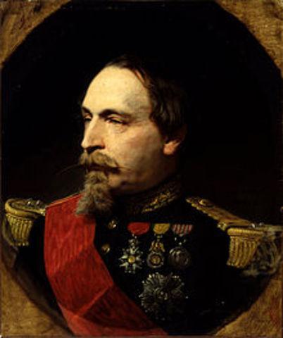Napollean Declares War Against Prussia