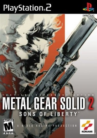 Metal Gear Solid II: Sons of Liberty