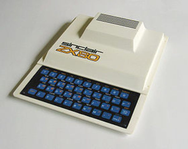 Sinclair ZX80/ZX80