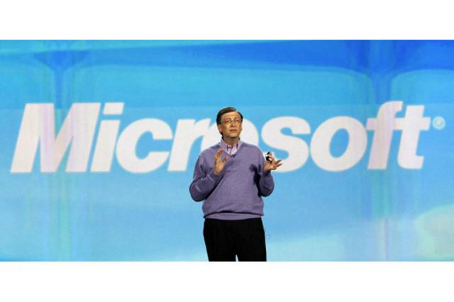 Bill Gates abandona sus labores frente de Microsoft