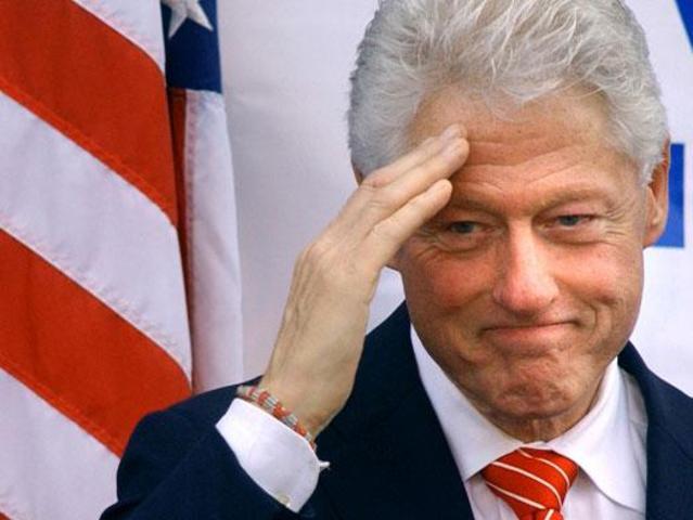 Bill Clintons affair