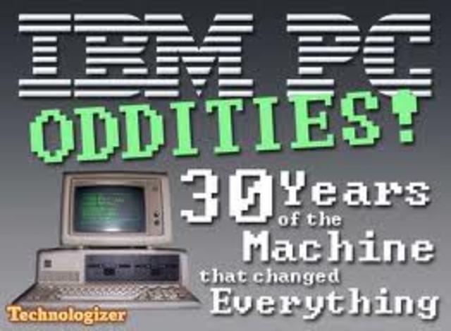 IBM introduced