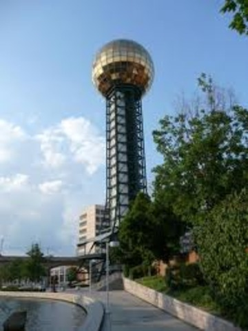 he Knoxville World's Fair