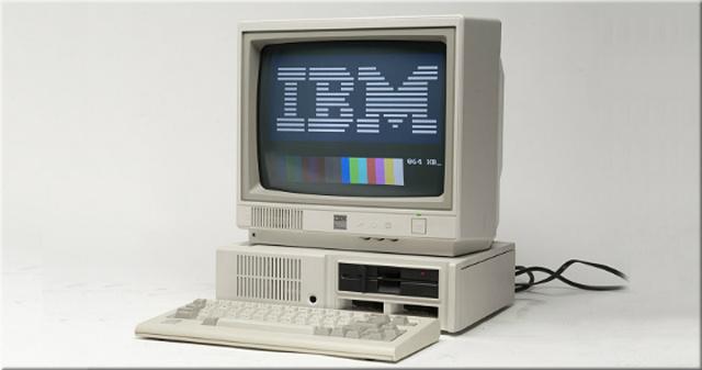 Gates vende el sistema operativo MS-DOS al IBM