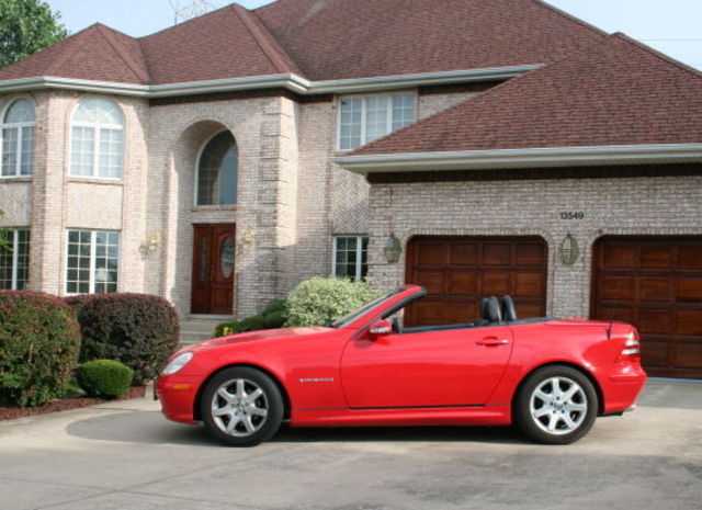 Dream Car, Business, and Home