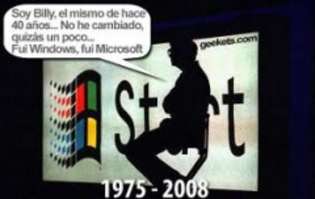 Bill Gates abandona