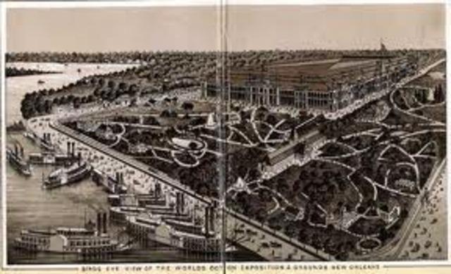 The Louisiana World Exposition
