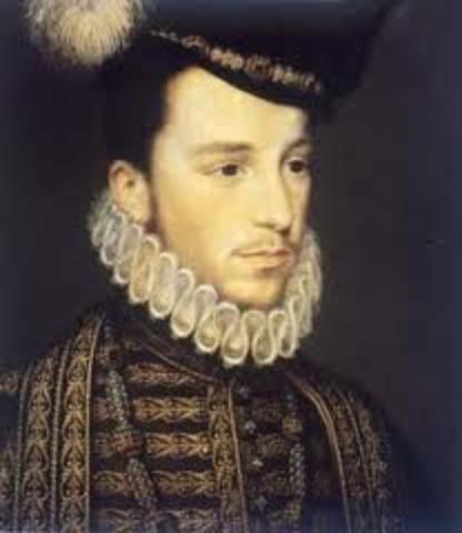 Francois, Duke of Angouleme succeeds Louis XII as Francois I of France