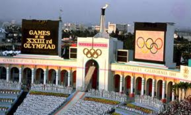Los Angeles Olympic Games