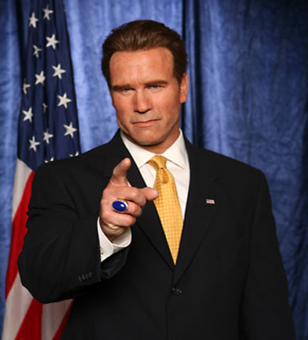 Steve: nombrado por el gobernador de California