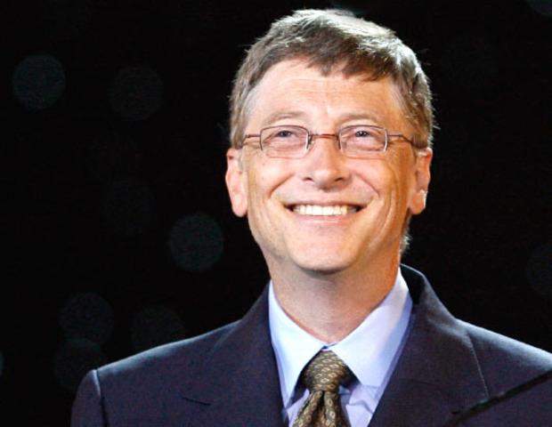 Nace Bill Gates