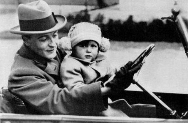 Child of F. Scott Fitzgerald